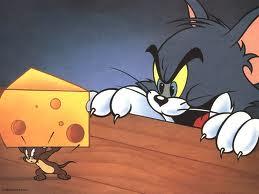 Tom és Jerry retró mese