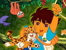 Diego kalandjai az őserdőben